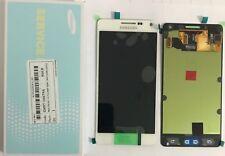 DISPLAY LCD + TOUCH SCREEN ORIGINALE SAMSUNG GALAXY A5 A500F SM-A500FU BIANCO