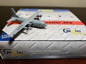 Gemini MACS Jets 1/400 Lockheed C-130J Keesler AFB USAF Complete