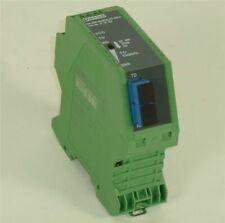 Phoenix Contact LWL-Konverter,PSI-MOS-RS485W2/FO1300 E,Ord.Nr.:2708562