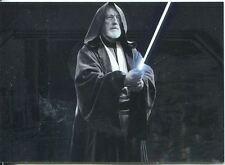 Star Wars Galactic Files 2 Galactic Moments Chase Card GM-6 Kenobi alone