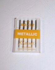 5 Klasse Sewing Machine Needles Asstd Ballpoint Stretch Quilting Sharps Metallic
