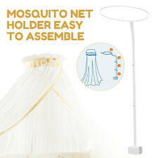 Mosquito Net Holder Baby Bed Cot Netting Canopy Drape Stand Crib Accessories