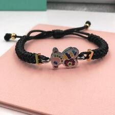 New Knit Bracelet Colored Bear Bracelet Woman Fashion Jewelry