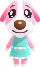 Cookie Animal Crossing New Horizons Amiibo Nfc Card -Or Any Character You Want