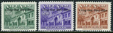 Viet Nam South 51-53, MNH. Post Office, Saigon. Overprinted, 1956