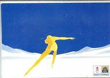 CP 38 Isère - Le Crédit Lyonnais et les Jeux Olympiques - Un film de Luc Besson