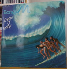 BONEY M OCEAN OF FANTASY FRENCH LP DISQUES CARRERE 1979