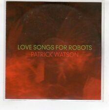 (HF833) Patrick Watson, Love Songs For Robots - 2015 DJ CD