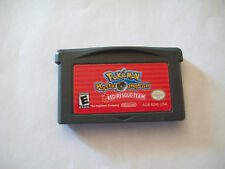 Pokemon Mystery Dungeon Red Rescue Team Nintendo GameBoy Advance AUTHENTIC