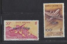FRANCE - WALLIS AND FUTUNA - C8 - C9 - MH - 1949 - AIR MAIL