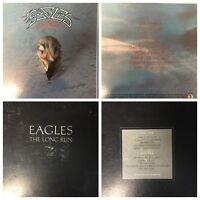 """EAGLES Albums 12"""" LP Records 33rpm Vinyls collection $16 each album"""