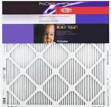DuPont ProClear Ultimate Allergen Electrostatic Air Filter, 16 X 20 X 1 (2 Pack)