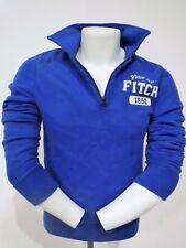NWT NEW  ABERCROMBIE & FITCH Logo Sweatshirt - Men's size L  NEW