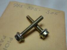 Two Makita 905505305 Chainsaw Fillister Screws (Mp 25)