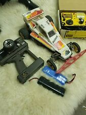 Vintage 1/10 Kyosho Pegasus R/C Buggy please read