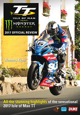 Isle of Man TT 2017 Review (2 Disc) DVD NEW