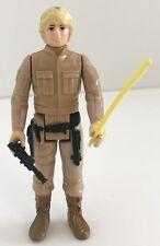 De colección Guerra de las Galaxias Luke: Bespin Cabello Rubio completo con pistola y sable de luz