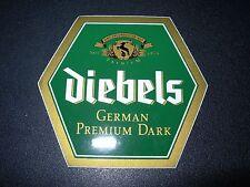 DIEBELS German Premium Dark Sticker craft beer brewery brewing