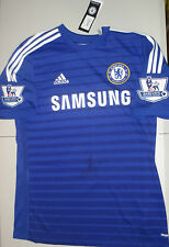 Chelsea - Eden Hazard signed 2014/15 EPL Champions jersey - signed on front. COA