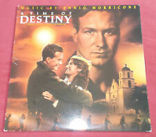 A TIME OF DESTINY LP US ORIG  ENNIO MORRICONE