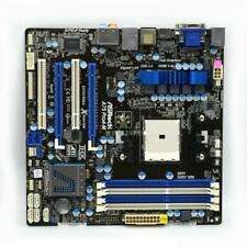 3870K  FOR ASRock A75 PRO4-M FM1 A75 Mainboard Support X4 641 A8 Tested ok