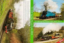 North Yorkshire Moors Railway SPRING STEAM GALA 2014..NEW RELEASE (PART 1). 7th