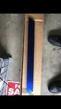 2008 HONDA CIVIC LIFT GATE PLATE TRIM PANEL OEM FIJI BLUE FA5