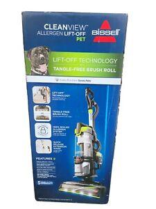 BISSELL CleanView Allergen Pet Lift-Off Upright Vacuum - 3059