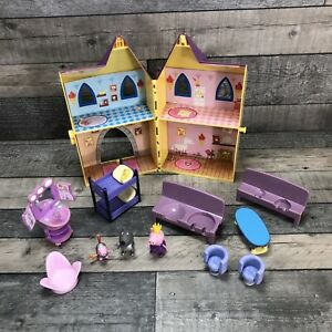 Peppa Pig Princess Castle House Palace with Accessories