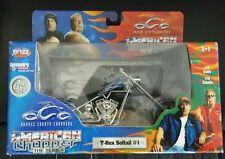 Orange County Choppers, American Chopper series, T-Rex Softail #1, die-cast rep.