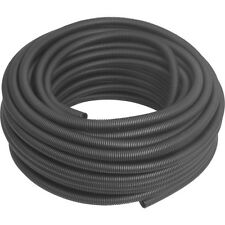 NEW Polypropylene Flex - Conduit 20mm x 100m Coil Black Each, electrical, DIY
