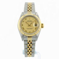 Rolex Datejust 26MM 69173 quadrante dorato scatola/documenti/1 anni di garanzia 1996