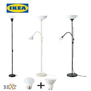 Floor Uplight Lamp & Reading Dual Lamps, Double & Single Uplighter Lights | IKEA