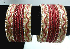 2.8 Indian Pakistani Bridal Women Fashion Jewelry Dance Bracelet Bangle 24Pc #22