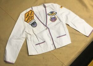 1978 Indianapolis Indy 500 Nurses Jacket Package With Provenance