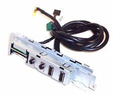 Genuine Dell Inspiron 560 620 Front Panel Audio USB I/O Panel Board GWC09 3P7PT