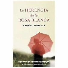La herencia de la rosa blanca (Spanish Edition) by Raquel Rodrein in Used - Goo