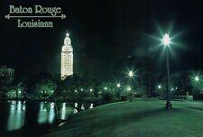 Louisiana State Capitol, Baton Rouge, Louisiana, Tallest in Nation --- Postcard