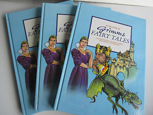 My Big Book of Grimm's Fairy Tales by Peter Haddock Ltd(Hardback)