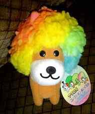"Huggable Baby Afroken Plushie Doll San-X SANTA 7"" CUTE Rainbow Kawaii!!!"