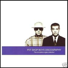 PET SHOP BOYS - DISCOGRAPHY : GREATEST HITS CD ~ WEST END GIRLS ~ BEST OF *NEW*