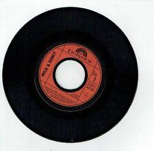 "MILK And HONEY Vinyl 45T 7"" ALELUIA Eurovision 1979 Israel Hebraique - POLYDOR"
