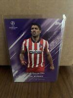Topps Roberto Firmino Set O JOGO Bonito Purple Luis Suarez Athletico Madrid /25