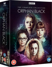 Orphan Black Series 1 to 5 Complete Collection DVD   15 Discs