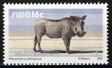 South West Africa 1987, 16c Warthog VF MNH, Mi 604x