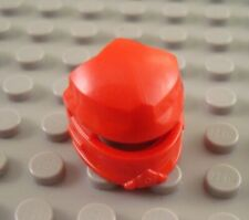 LEGO Red Castle Santis Minifigure Helmet with Visor