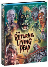 Return of the Living Dead - Collectors Edition (Blu-ray, 2016, 2-Disc Set)