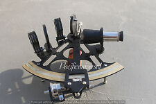 """Nautical Sextant Maritime Astrolabe Vintage Ships Working Instrument  Gift 8""""."""