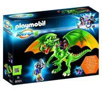 Playmobil 9001 Super 4 Kingsland Dragon with Alex