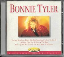 CD COMPIL 15 TITRES--BONNIE TYLER--VERSIONS ORIGINALES / GOLD